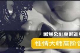 香蕉公社-x情大师高阶篇