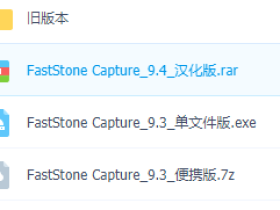 faststone capture 大全