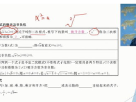 wm大学王志轩初中数学八年级下